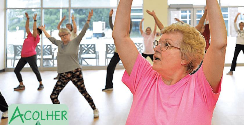 Dança Sênior: Recreação e Lazer para Idosos