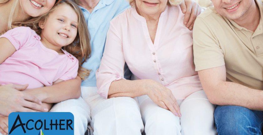 Cuidador de Idoso - Apoio ao Familiar do Idoso